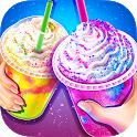 Rainbow Ice Cream - Unicorn Party Food Maker icon