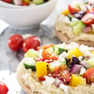 Healthy Greek Salad Pizza Recipes