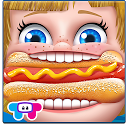 Hot Dog Truck:Lunch Time Rush! mobile app icon