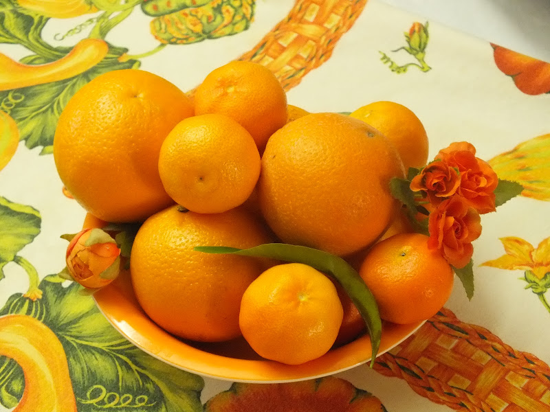 Le arance di biloscurio