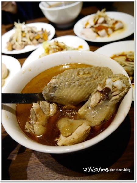 阿圖麻油雞 - 台北博愛店