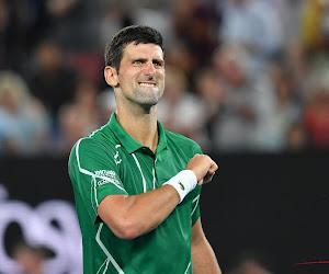 Djokovic verteert zure uitschakeling op US Open met oppermachtig optreden