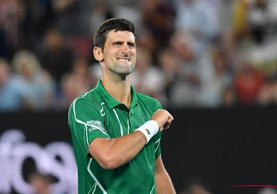 Goede start van Novak Djokovic op ATP Finals: hij haalde het in zijn eerste wedstrijd vlot van Schwartzman