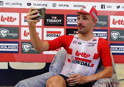 Victor Campenaerts blikt vooruit op tijdritten in de Giro en wikt en weegt zijn kansen
