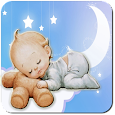 Baby lullabies icon