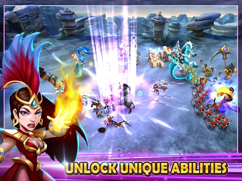 Wartide: Heroes of Atlantis Screenshot 11