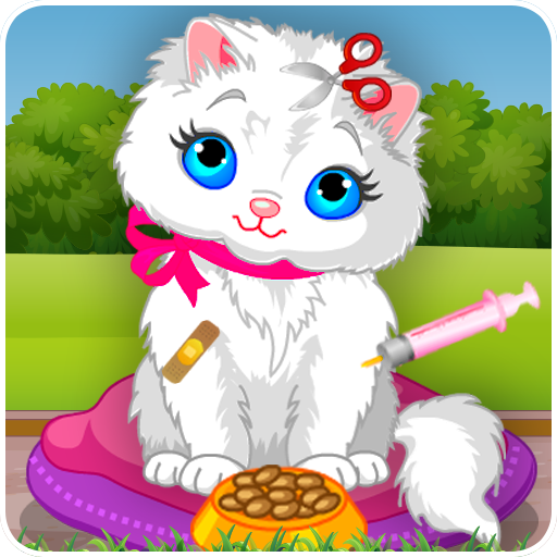 My Cat Pet - Animal Hospital Veterinarian Games