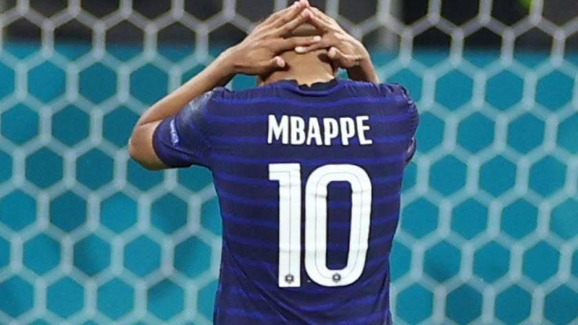 Francia se despide de la Eurocopa con todas sus estrellas.