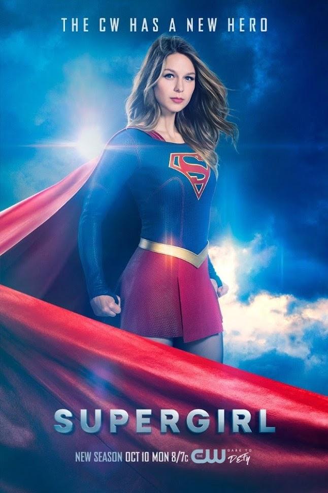 Cô Gái Siêu Nhân Phần 2 - Supergirl Season 2 poster