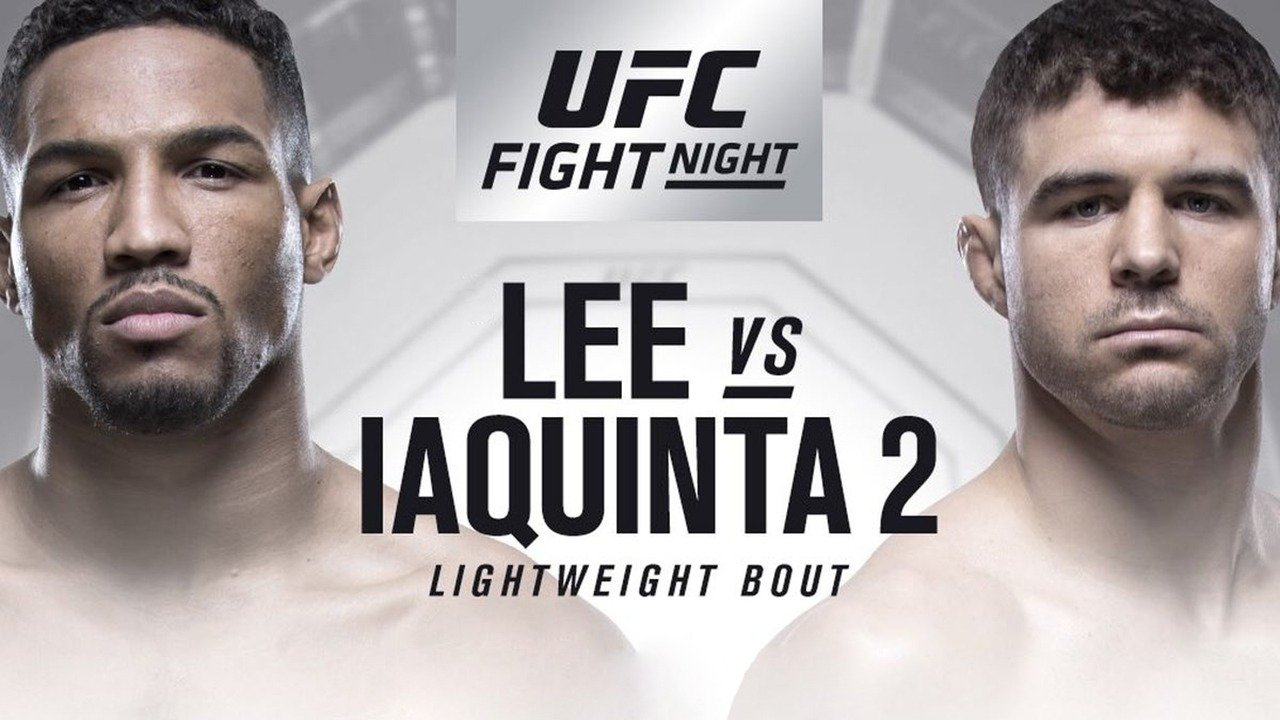 Watch UFC's Road to the Octagon: Lee vs. Iaquinta 2 live