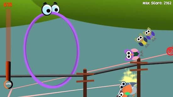 Hula Hoop VS Birds- screenshot thumbnail