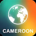 Cameroon Offline Map icon