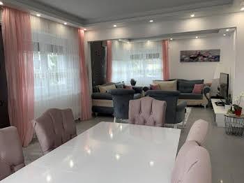 Maison 6 pièces 120,59 m2