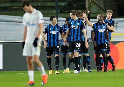 Bruges passera l'hiver au chaud et a la Lazio en ligne de mire