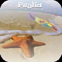 Spiagge Italia Puglia Free icon