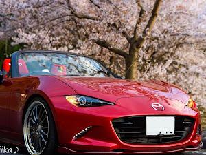 ロードスター ND5RC のカスタム事例画像 し~か☆さんの2019年04月09日21:04の投稿