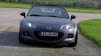 Mazda MX5 Yusho (Konzeptfahrzeug)