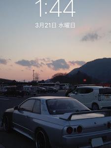 スカイラインGT-R BNR32のカスタム事例画像 ヨシhiroさんの2018年03月21日01:50の投稿