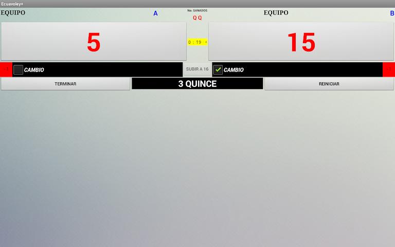 android Ecuavoley+ Screenshot 6