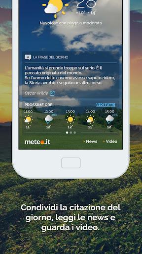 Meteo.it - Previsioni Meteo  screenshots 3