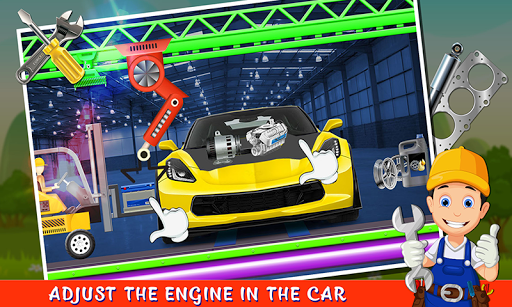 Sports Car Factory for PC
