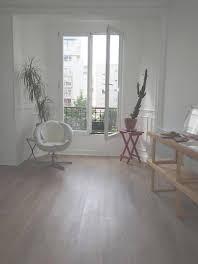 Appartement meublé 5 pièces 80 m2