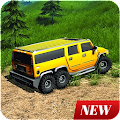 Offroad 6x6 Driver: Monster Pickup Truck Simulator