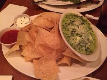 Planet Hollywood Spinach Dip
