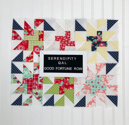 2021 Serendipity Quilt Along – Release 4