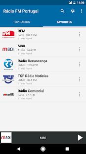 Radio FM Portugal - náhled
