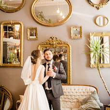Wedding photographer Elizaveta Samsonnikova (samsonnikova). Photo of 21.05.2018