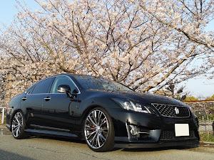 クラウンアスリート GRS200 アニバーサリーエディション24年式のカスタム事例画像 アスリート 【Jun Style】さんの2020年04月01日22:16の投稿