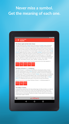 LitCharts app (apk) free download for Android/PC/Windows