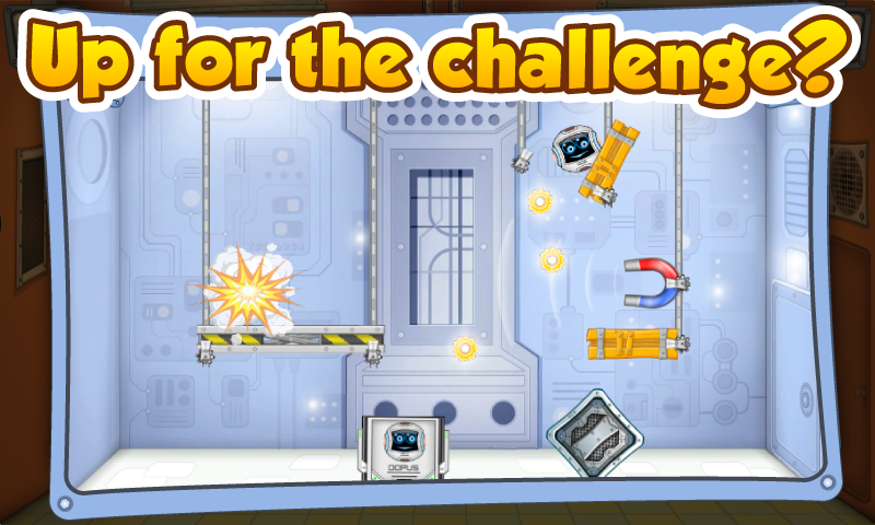 Rescue Roby FULL FREE- screenshot