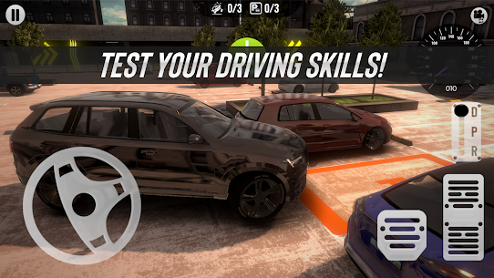Real Car Parking: Parking Master MOD (Paid Content Unlocked) 5