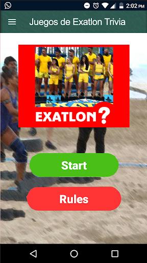 Juegos de Exatlon Trivia Quiz 1.0 screenshots 1