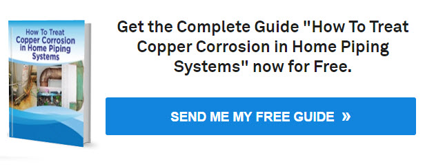 How To Treat Copper Pipe Corrosion - Residential Well Water Treatment, Iron Filters, Acid Neutralizers, Chlorinators