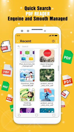 PDF Reader 2020 screenshot 13
