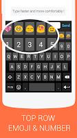 Screenshot of Emoji Keyboard - Emoticons(KK)