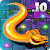 3D Snake Game.io - Multiplayer