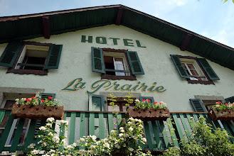 Photo: Hotel con encanto. Foto Ch