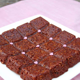 Milk Chocolate Tablet Cake.