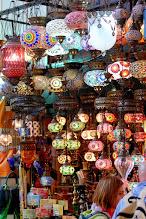 Photo: Beautiful lamps