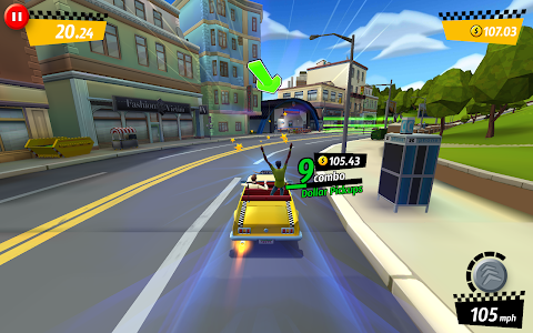 Crazy Taxi™ City Rush v1.6.3