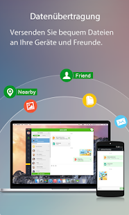 AirDroid - Android on Computer – Miniaturansicht des Screenshots