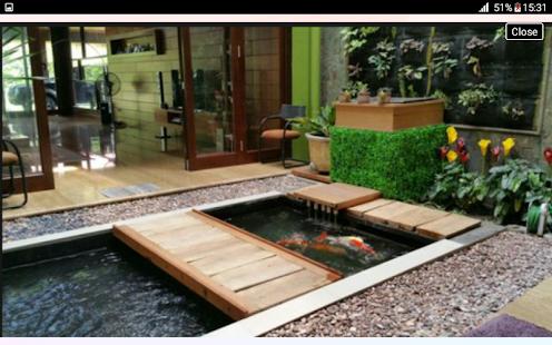 koi pond design ideas screenshot thumbnail - Koi Pond Design Ideas