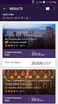 SPG: Starwood Hotels and Resorts