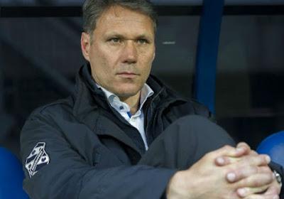 Van Basten de retour à l'AZ en tant qu'assistant