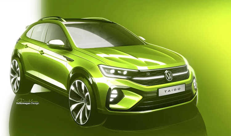 The Taigo adds to a spate of new compact SUVs launched by VW in recent years. Picture: SUPPLIED