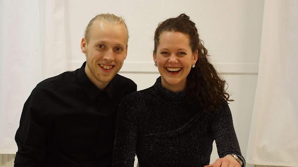 Anna & Jesper - trubadur